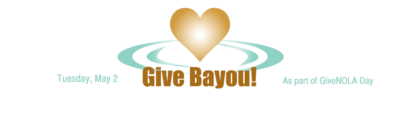 web slider Give Bayou Day