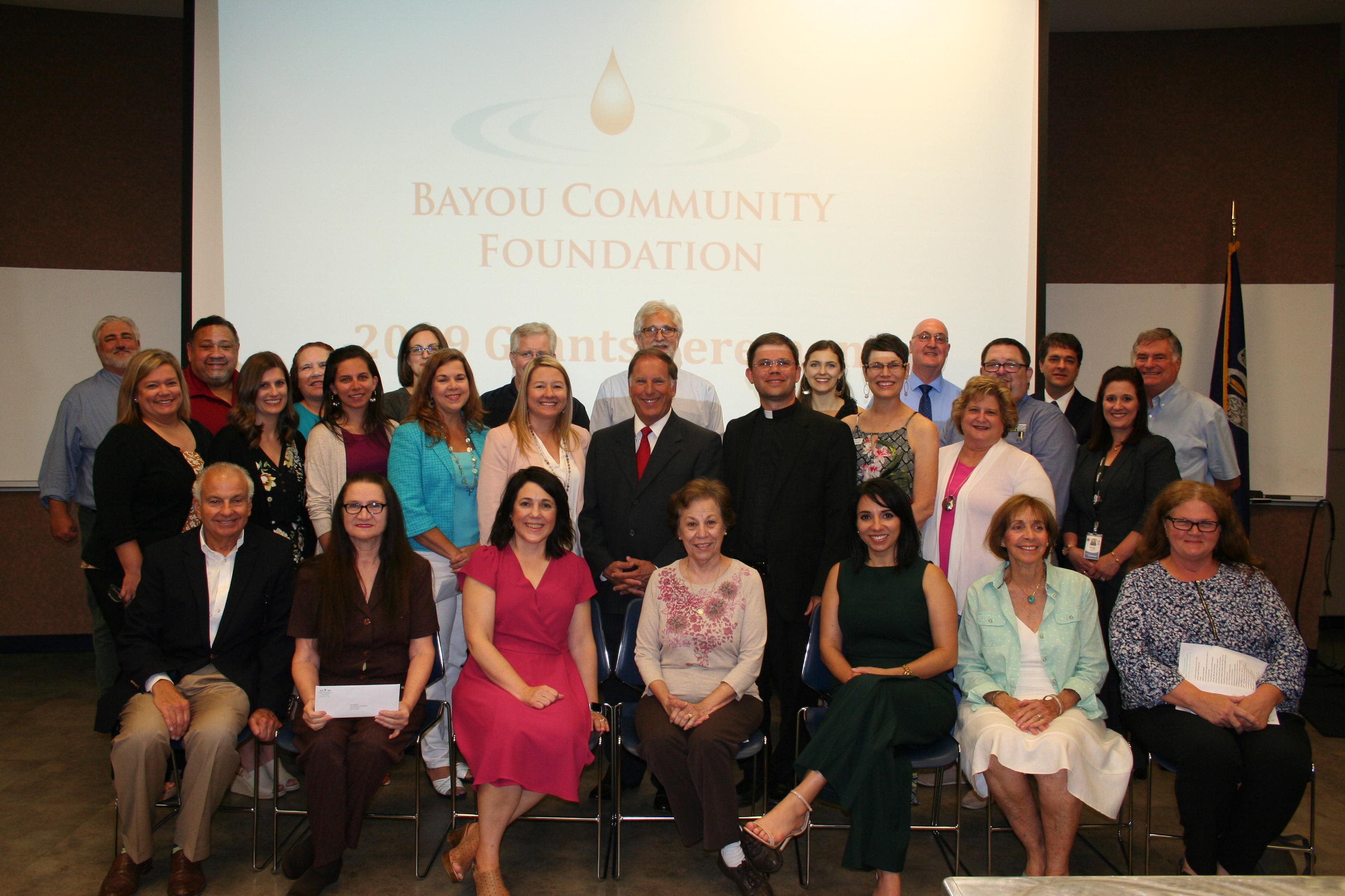 Grants Awarded – Bayou Community Foundation